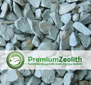 25kg Zeolith Filtermaterial Phosphatbinder Zeoliet Zeolite Gartenteich Aquarium