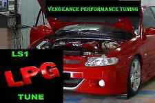LPG LS1 mafless mail order tune  dual timing maps