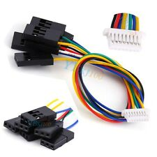 CC3D Flight Controller 8 Pin Connection Wire Receiver Cable Plug for OpenPilot
