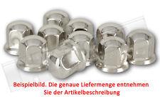 Radmutterkappen Edelstahl 32mm Radzierblenden Radkappen Radauskleidungen LKW