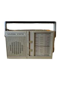 Vintage Grundig Hit Boy 100 3 Band Transistor Radio - Working