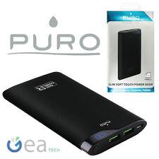 Puro POWER BANK Rapido 6000Mah CaricaBatterie Fast Portatile Per iPhone 7 7 Plus