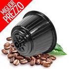 80 CAPSULE CIALDE CAFFE' COMPATIBILI DOLCE GUSTO NESCAFE AROMA INTENSO. NOVITà