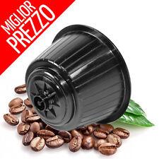 80 CAPSULE CIALDE CAFFE' COMPATIBILI DOLCE GUSTO NESCAFE AROMA DELICATO. NOVITà