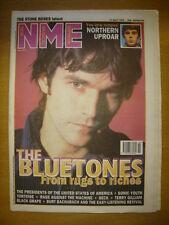 NME 1996 APRIL 13 BLUETONES SONIC YOUTH BECK BLACK GRAPE