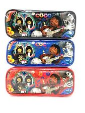 Disney Co Co Authentic Licensed Pencil Case-3 Pack