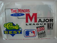 1991 Classic Best Baseball - 3 Packs Of Cards - 12 Cards per Pack