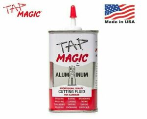 TAP MAGIC cutting drilling and tapping fluid for ALUMINIUM MADE IN THE USA