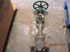 FISHER VALVE EHS SIZE 1'' NEW OLD STOCK