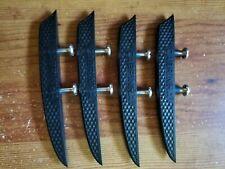 Four Cabrinha 20mm Twintip Fins - NEW works on Cabrinha, Naish, North, etc.