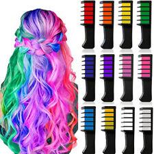 12 Farben Auswaschbar Haarkreide...