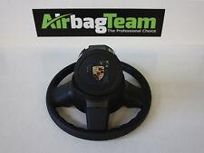 Porsche Cayman Airbag 2008 - Onwards PDK Driver Air Bag Black