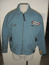 Vtg Tommy Hilfiger Boardsports Jacket Men L Blue Zip Long Sleeve