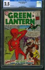 Green Lantern CGC 2.5 Gil Kane 1st Silver Age Flash Crossover ID revealed 1962
