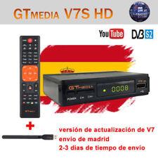GTMEDIA V7S HD 1080P Digital DVB-S2 WIFI Antenna TV Satellite Receiver Receptor
