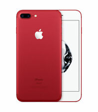 Apple iPhone 7 Plus - 128GB - Red (Factory GSM Unlocked; AT&T / T-Mobile)