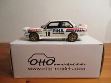 ( Go) 1:18 Ottomobile BMW M3 E30 Fina Motor Aceite RALLY MONTE CARLO 1989