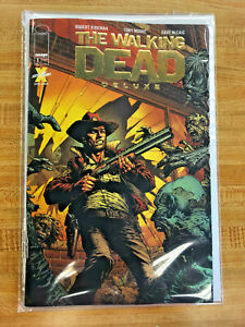 The Walking Dead Deluxe - Foil Variant - Image Comics