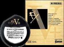 Sante FX V-plus Eyedrops 12ml from Japan high cooling