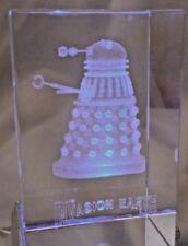 Dr Doctor Who Product Enterprise Laser-Etch Movie Dalek Invasion Earth 2150