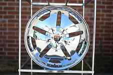 "Velocity 18"" X 9.5 Wheel VW627 Chrome Rims, 5x114.3 and 5x120, +35"