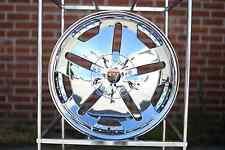 "Velocity 18"" X 9.5 Wheel VW627 Chrome Rims, 5x114.3 and 5x120, +35"