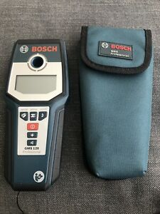 Bosch Professional 0601081000 GMS 120 Stud Finder with Hand Strap