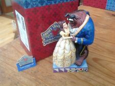 v rare disney tradition 'beauty and the beast couple' love conquers all 6.5""