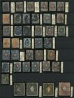 RUSSIA EMPIRE Lot of 39 Used All with Partial Letter Watermarks,  Rare CV$791.20