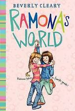 Ramona's World by Beverly Cleary (Paperback / softback)