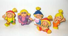 DIE KLEXE 5 Gummifiguren Figuren SCHLEICH 1985 - #08 (K37)