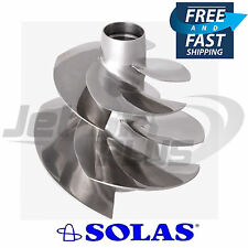 Solas Twin Prop SRZ Ultimate Performance Impeller SeaDoo GTX RXP RXT -X 260 255