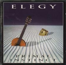 Elegy(CD Album)Primal Instinct-VG