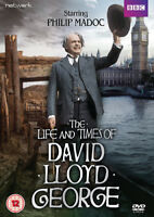 The Life and Times of David Lloyd George: The Complete Series DVD (2016) Philip