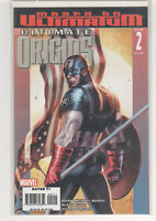 Ultimate Origins #2 Brian Michael Bendis Captain America 9.4