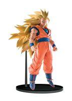 Banpresto Dragon Ball Super Saiyan 3 Goku Sculptures Big Budoukai 6 Volume 5 Fig