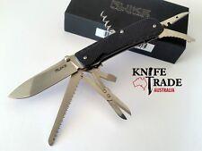 Ruike LD42-B Trecker Folding Multi Tool Pocket Knife G10 Sandvik 12C27 Blade EDC