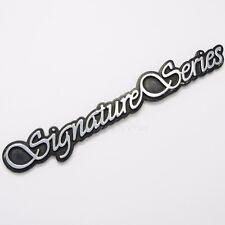 98-02 Lincoln Town Car Signature Series Ragtop Pillar Logo OEM Emblem