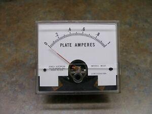 DRAKE L-4B PARTS: plate current meter