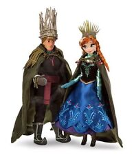 Fairytale Designer Collection ANNA and KRISTOFF Doll Set Limited Frozen Disney