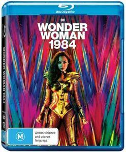 Wonder Woman 1984 (Blu-Ray, 2020) NEW