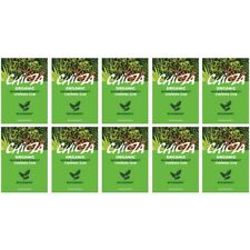 Chicza Organic Chewing Gum - Spearmint - Full Box - 10 Packs