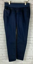 GAP MATERNITY Womens' Blue Jeans Stretch Jegging Jean Dark Wash Size 27/4R