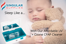 CPAP Mask UV + Ozone Cleaner & Sanitizer | More Affordable with Clean Technology