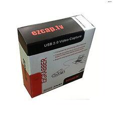 EZCAP.TV 116 EzGRABBER VHS to DVD Converter XP/Vista/Windows 7/8/10 MAC