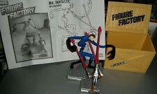 Marvel Heroes Figure Factory Series 2 Mr Fantastic Figure Loose Complete ERROR!