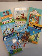 Bücherpaket Lesebücher Junge 1./2. Klasse