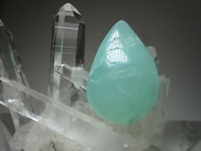 Smithsonite Kelly Mine NM Blue Green Gemstone Cabochon Natural Stone Cab