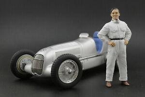 Manfred Von Brauchitsch Figure for 1:18 Mercedes W154 SSKL CMC !! NO CAR !!