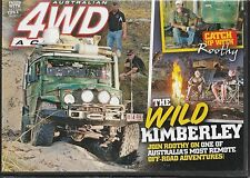 Australian 4WD Action DVD Issue 191 The Wild Kimberley